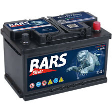 Autobatterie BARS 12V 85Ah Starterbatterie WARTUNGSFREI TOP ANGEBOT NEU