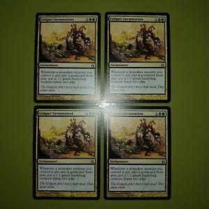 Golgari Germination x4 - Ravnica - Magic the Gathering MTG 4x Playset