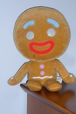Peluche Shrek Pan di Zenzero Omino Marzapane Focaccina Zenzy Gingerbread