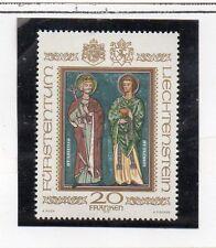 Liechtenstein Religión Serie del año 1979 (BX-937)