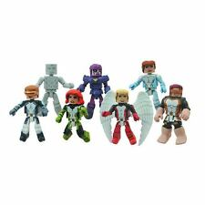 Minimates Diamond Select Marvel legends Series 59 Marvel Now X-Men Case