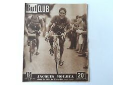 *Rare Vintage 1940s 'BUT-et-CLUB' - French Cycling Magazine - 30 May 1949*