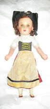 "Antique Sfbj Papier Paper Mache 12"" Doll All Original Excellent Condt Paris"