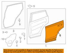 TOYOTA OEM 13-16 RAV4-Door Skin Outer Panel Left 671140R060