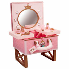 DISNEY PRINCESS STYLE COLLECTION TRAVEL VANITY PLAYSET MAKEUP CASE NEW