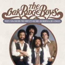 OAK RIDGE BOYS-WHEN I SING FOR HIM-THE...-IMPORT 2 CD WITH JAPAN OBI H93
