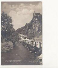 St.Peter-Freyenstein,1927 ungelaufen
