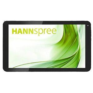 "HANNSG SN1AT76B HannsPad Tablet 10.1"" Quad-Core 8GB Android 4.4 Nero"