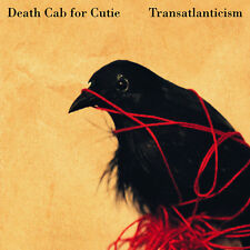 Death Cab for Cutie Transatlanticism 2x Vinyl LP Record & MP3 bonus tracks! NEW+