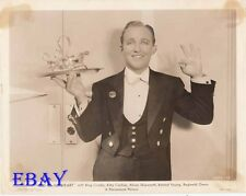 Bing Crosby sexy butler VINTAGE Photo Here is My Heart