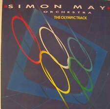 "SIMON MAY ORCHESTRA ~ The Olympic Track ~ 12"" Single PS"