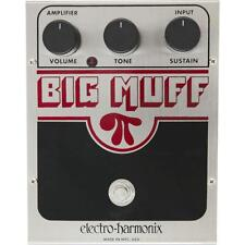 Electro-Harmonix Classics USA Big Muff PI Distortion / Sustainer  Guitar Effects