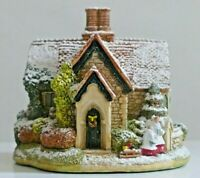 Lilliput Lane ~ WASSAIL LODGE ~ L2887 ~ Boxed & Deeds ~ British Collection.