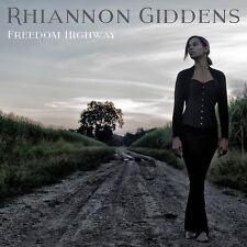 RHIANNON GIDDENS FREEDOM HIGHWAY CD 2017