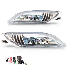 Cobra-Tek FOG LIGHT Fits Sienna 2006-2010 GTCA79212 Clear  Auto Parts Performanc