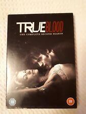 True Blood Season 2 DVD boxset region 2