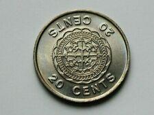 6 Currency Coins Lot A99 Bx10-156 Solomon Islands Australia & Oceania Coins: World