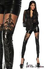 Markenlose Damen-Leggings aus Polyester keine Mehrstückpackung