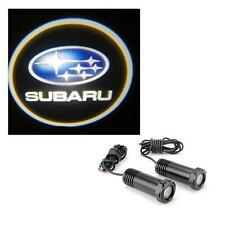 Subaru Forester Cree LED Door Logo Shadow Projector Welcome Lights 12v Universal