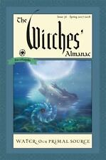 WITCHES' ALMANAC, SPRING 2017-2018