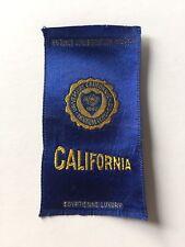 1910 Tobacco Cigarette College Silk California (179)