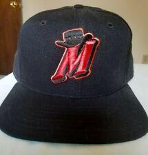High Desert Mavericks minor league Baseball vintage Snapback Hat.   New Era cap