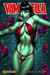 VAMPIRELLA (2011) Vol 1 CROWN OF WORMS TP TPB $19.99srp Campbell Neves NEW
