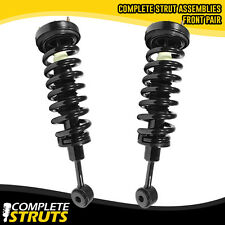 04-08 Ford F-150 4WD Quick Complete Front Struts & Coil Spring Assembly Pair