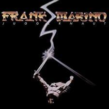 FRANK MARINO (GUITAR) - JUGGERNAUT NEW CD