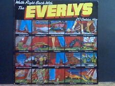 EVERLY BROTHERS  Walk Right Back With The Everlys   LP