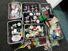 job lot craft glitter paint beads items all sort of things over 150 items