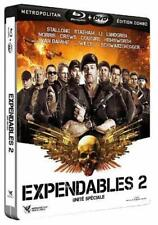Expendables 2 (Blu Ray Limited Edition Steelbook Region B) NEW