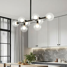 Kitchen Chandelier Lighting Modern Ceiling Lights Glass Pendant Light Bar Lamp