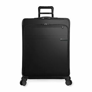 Briggs and Riley Baseline CX Expandable Large Checked Spinner Luggage