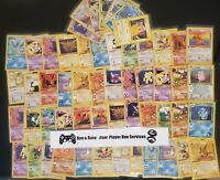 ⭐ VINTAGE NON-HOLO RARE RANDOM POKEMON CARD ! ⭐ Pokémon Original Sets Lot WOTC