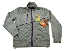 Zipway NBA Boys Los Angeles Lakers Jacket New M   Has Marks On Front