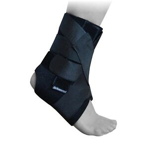 Fußbandage AnkleSplint Fußgelenk Sprunggelenkbandage Sport Fuß Knöchel Schiene
