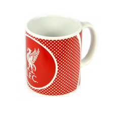Liverpool FC Ceramic 11oz Mug Crest