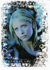 BUFFY REFLECTIONS PROMOTIONAL CARD P1
