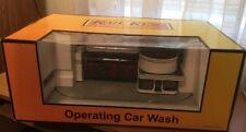 Rail King Speedy Operating Car Wash Item#30-9104