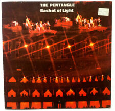 THE PENTANGLE Basket of Light Disque LP VINYL 33 T TRS 114 UK 1969