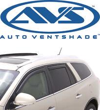 AVS 194657 In-Channel Window Deflector Ventvisor 4-Piece 2008-2017 Buick Enclave