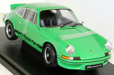Nex 1/18 Scale 18044 Porsche 911 Carrera RS 2.7 Green Diecast model car