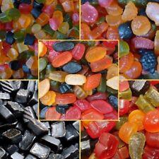 LION SWEETS Midget Gems Wine Gums Football Gums Fruit Salad Licorice Liquorice🍬