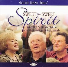 FAST 2 DAY SHIPPING🇺🇸 Sweet, Sweet Spirit by Bill & Gloria Gaither (Gospel)NEW