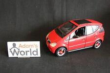 Maisto Mercedes-Benz A-Class 1:18 Red, NB (JS)