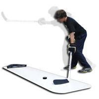 Sidelines Ice Hockey Boomerang Passer Shooting Practice Ice Training