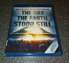 The Day the Earth Stood Still (1951) Special Edition Blu-Ray Very Good Read Info