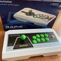 Sega Astro City CUSTOM Hori Real Arcade Pro Kai Stick PS4 PS3 PC PlayStation