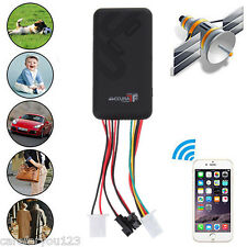 GPS GPRS GSM Tracker car Vehicle SMS Real Time Network Monitor Tracking Device